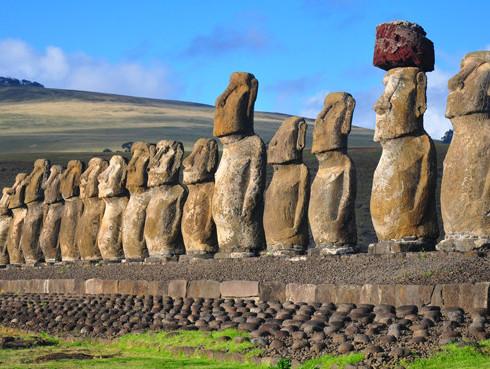 Te Ana, circuito patrimonial en Isla de Pascua